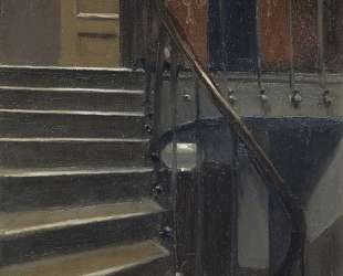 Stairway at 48 rue de Lille Paris — Эдвард Хоппер