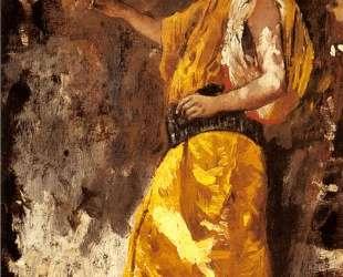 Standing Arab Woman — Эдвин Лорд Уикс