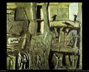 Standing dead — Марио Сирони