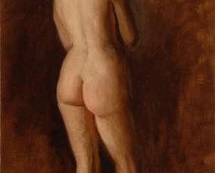 Standing Female Nude — Томас Икинс