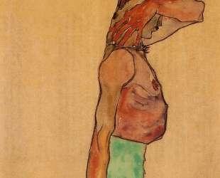 Standing Male Nude — Эгон Шиле