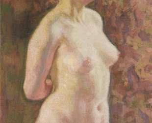 Standing Nude — Тео ван Рейссельберге