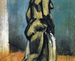 Standing Nude (Nude Study) — Анри Матисс