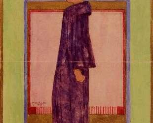 Standing Woman — Эгон Шиле
