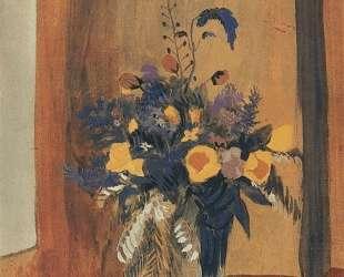Steppe flowers — Мартирос Сарьян