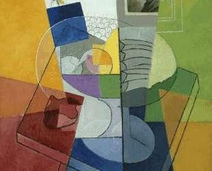 Still Life. Centrifugal Expansion of Colors. — Джино Северини