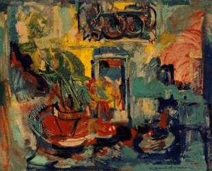 Still Life Interior — Ганс Гофман