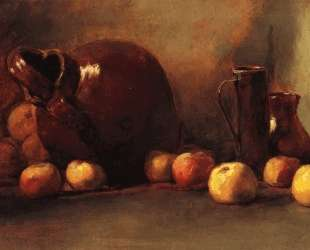 Still Life Jug with Fruit — Ги Роуз