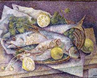 Still Life of Fish — Маревна