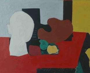 Натюрморт (Красное и желтое) — Аршил Горки