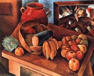 Натюрморт с фруктами — Моис Кислинг