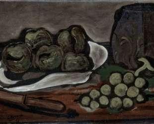 Натюрморт с фруктами — Жорж Брак