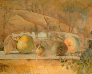 Still Life with Lamp — Бальтюс