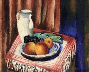 Натюрморт с лимонами — Моис Кислинг