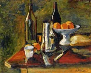 Still Life with Oranges — Анри Матисс