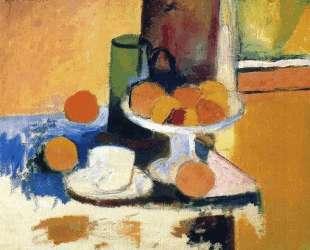 Still Life with Oranges II — Анри Матисс