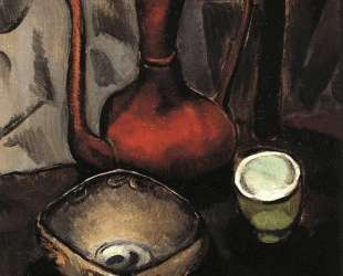Still Life with Red Tea Kettle — Ман Рэй