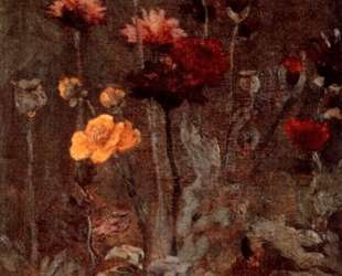 Still Life with Scabiosa and Ranunculus — Винсент Ван Гог
