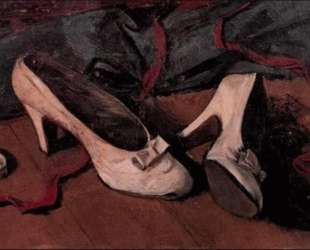 Still Life with Shoes — Яннис Моралис