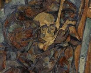 Натюрморт с черепом — Аршил Горки