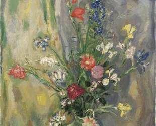 Still Life with Spring Flowers — Ян Слёйтерс