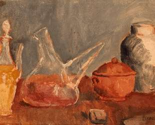 Still life with vases — Пабло Пикассо