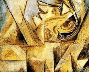Каменщик — Давид Бурлюк