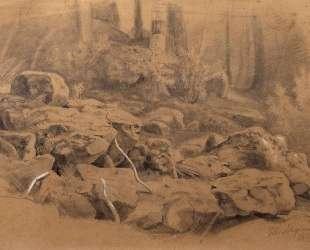 Камни — Иван Шишкин