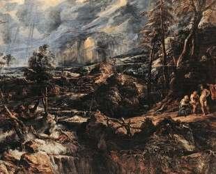 Stormy Landscape — Питер Пауль Рубенс