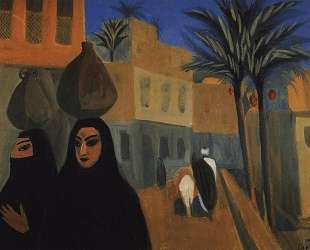 Street in Cairo — Мартирос Сарьян