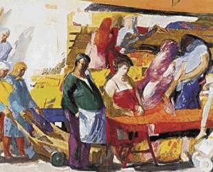 Street market — Панаиотис Тетсис