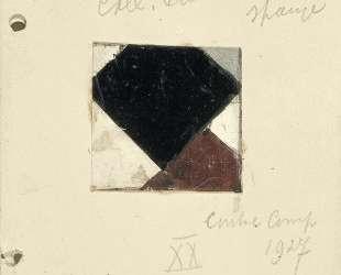 Studie voor Contra compositie XX — Тео ван Дусбург