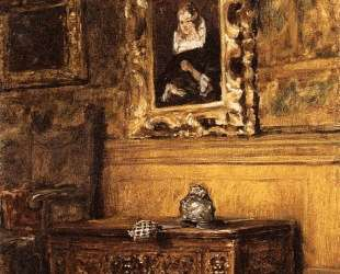 Studio Interior — Уильям Меррит Чейз