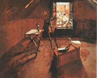Studio under the Eaves — Анри Матисс