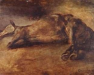 Study for Dead horse — Теодор Жерико