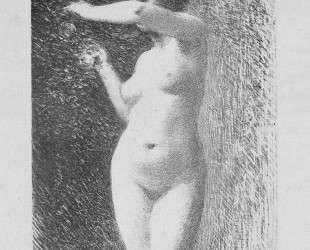 Study for Eve — Анри Фантен-Латур
