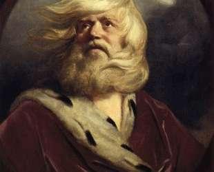 Study for King Lear — Джошуа Рейнольдс