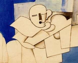 Study for 'Le Pierrot' — Роже де ла Френе
