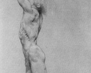 Study for The Flagellation of Christ — Вильям Адольф Бугро