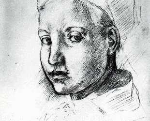 Study from Pontormo — Умберто Боччони