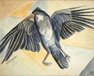 Study of a Dead Crow — Маревна