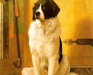 Study of a Dog — Жан-Леон Жером