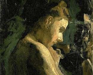 Study of a Girl's Head — Томас Икинс