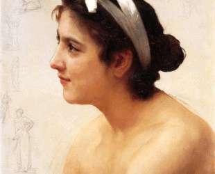 Study Of A Woman For Offering To Love — Вильям Адольф Бугро
