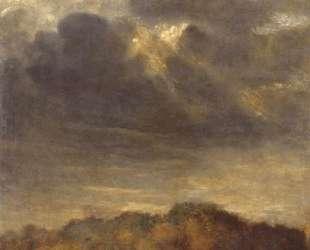 Study of Clouds — Джордж Фредерик Уоттс