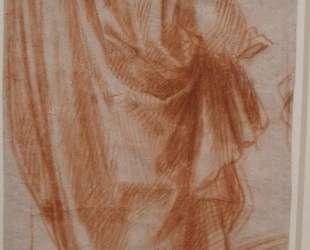 Study of Drapery — Андреа дель Сарто