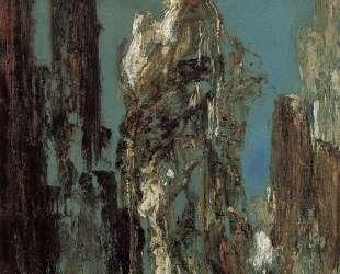 Study of Helen — Гюстав Моро