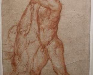 Study of nude — Джакопо Понтормо
