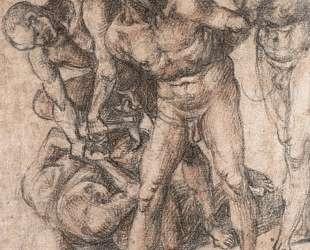 Study of Nudes — Лука Синьорелли