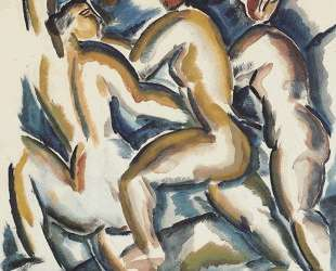 Study of Women — Осип Цадкин
